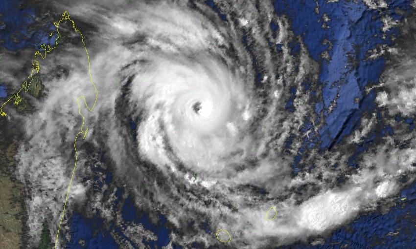 Cyclone Tropical Très Intense HONORININA