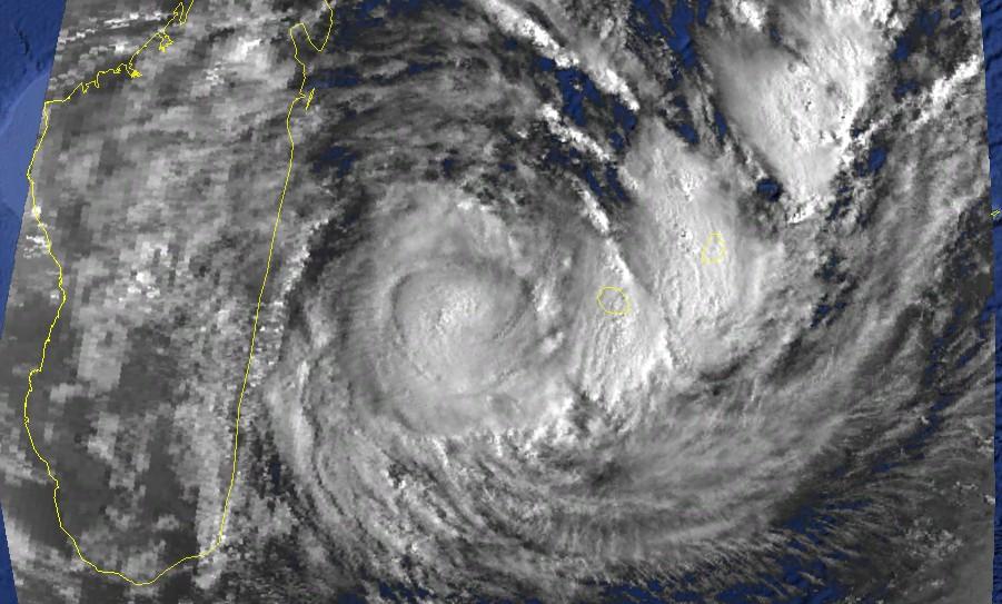 Cyclone HYACINTHE