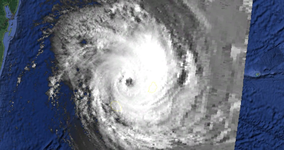 Cyclone FLORINE
