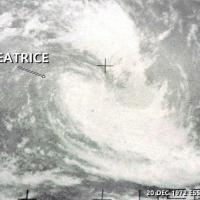 BEATRICE CT 70KT (source IBTrACS)