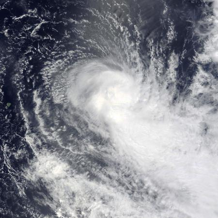 Tempête Modérée BOHALE le 12/12/2015-TERRA