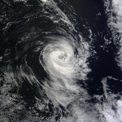Dépression Subtropicale BRANSBY le 06/10/2016-TERRA
