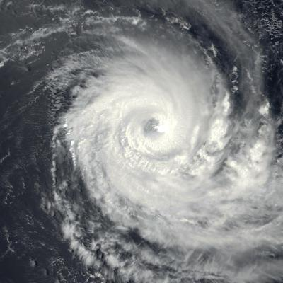 Cyclone Tropical intense CEBILE le 01/02/2018 NPP