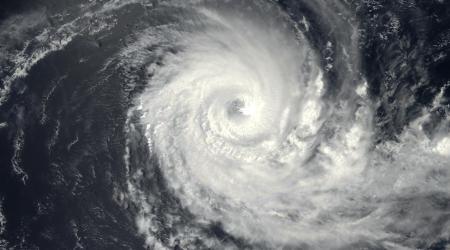 Cyclone Tropical intense CEBILE le 01/02/2018 NPP
