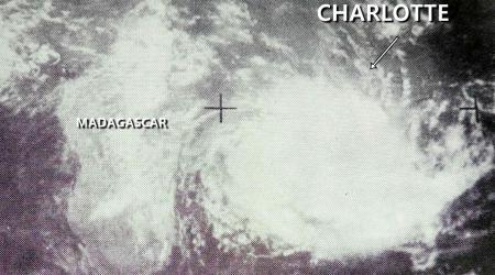 CHARLOTTE TTM 45KT (source IBTrACS)