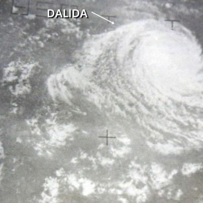 DALIDA CTI (90KT IBTrACS)
