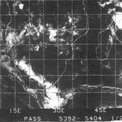 DANAE - 21 janvier 1976