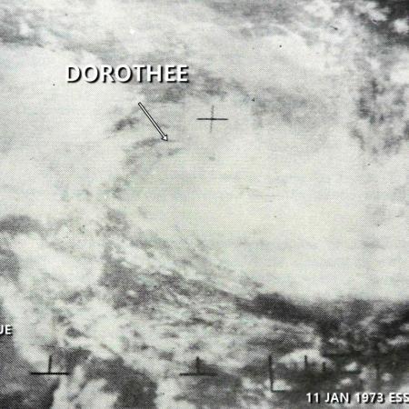 DOROTHEE TTM 40KT (source IBTrACS)