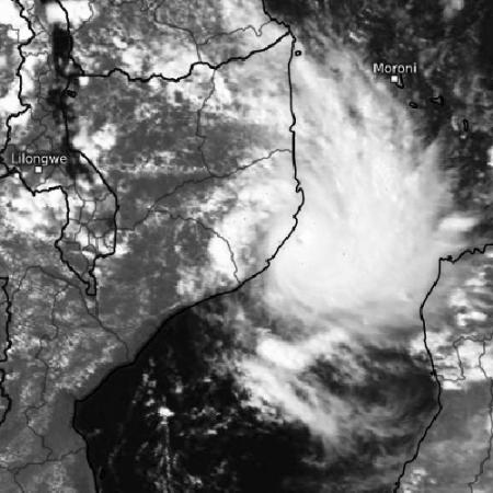 Cyclone Tropical ELINAH