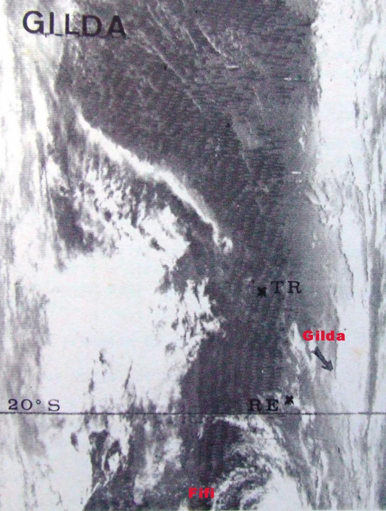 GILDA TTM (40 kt source IBTrACS)