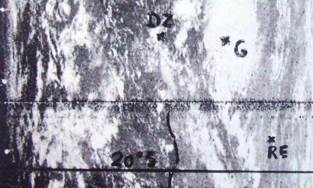 GLADYS TTM (40 kt source IBTrACS)