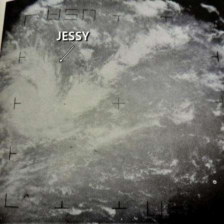 JESSY CTI 95KT (source IBTrACS)