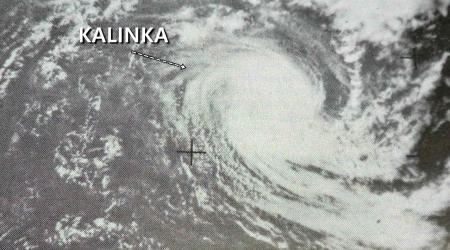 CT KALINKA 85KT (source IBTrACS)