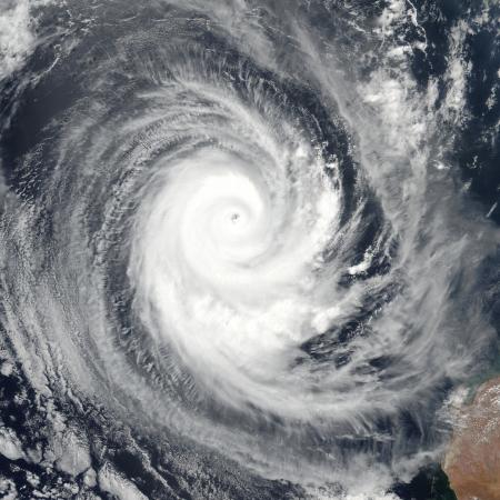 L'actualité cyclone