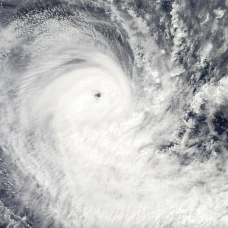 Cyclone Tropical LORNA le 28/04/2019 TERRA