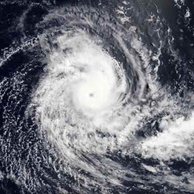 Cyclone Tropical Intense SAVANNAH le 17/03/2019 TERRA