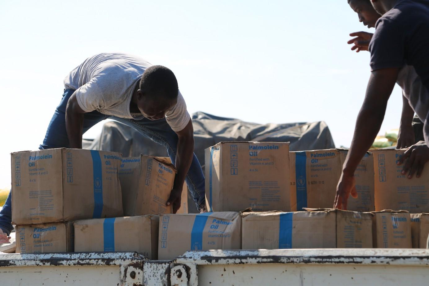 cyclone idai mozambique aide alimentaire
