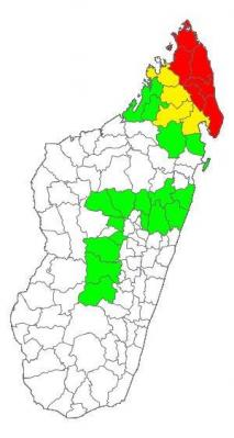 ALERTE INONDATION MADAGASCAR