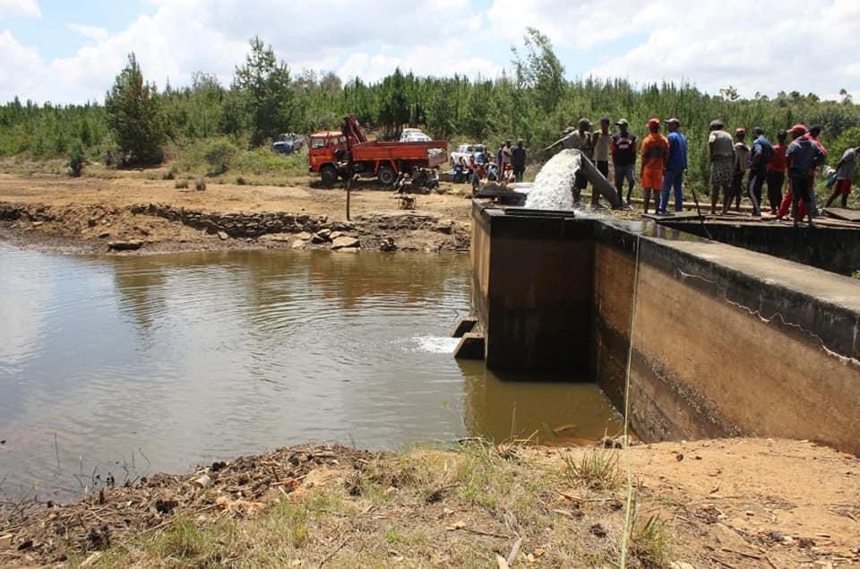 sécheresse 2020 à Madagascar