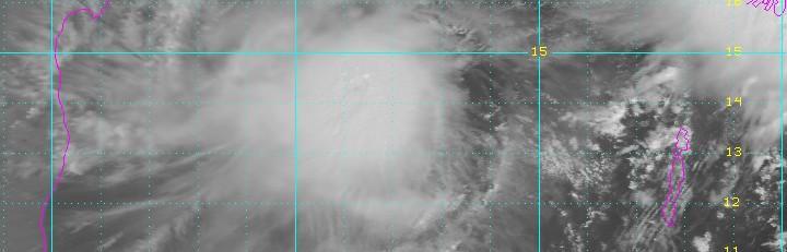 TD 05B 06/11/2014 08H39 UTC