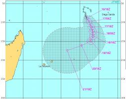 PREVISIONS JTWC