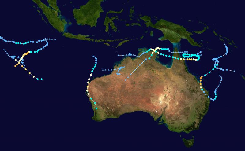 ZONE AUSTRALIE 2014/2015
