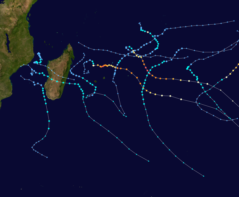 SUD OUEST OCEAN INDIEN 2014/2015