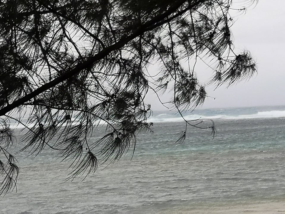 cyclone Joaninha, situation à Rodrigues
