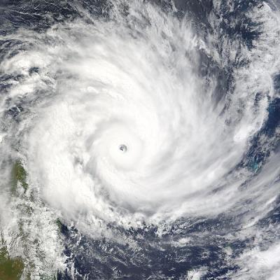 Cyclone GAFILO Mars 2004
