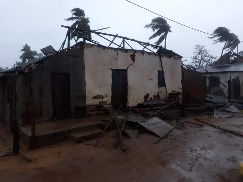 dégâts cyclone belna a soalala