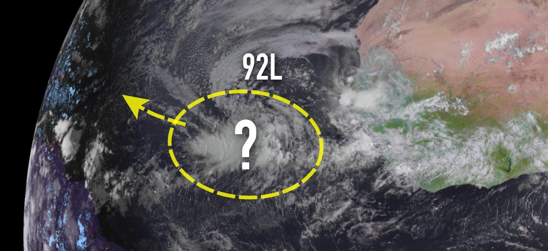 92L saison ouragans 2020