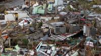 La ville de Tacloban dévastée