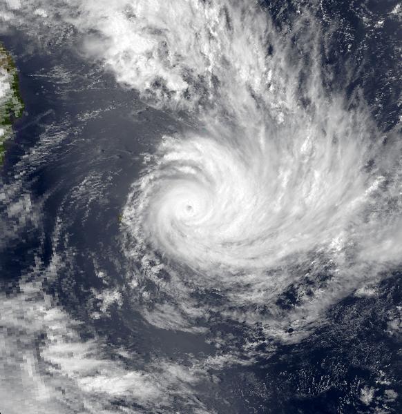 Anacelle le 11 février 1998 à 1038z (NOAA)