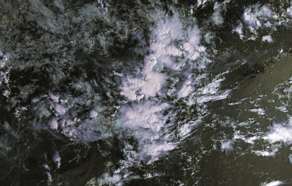 Axe orageux au Nord-Est de Madagascar