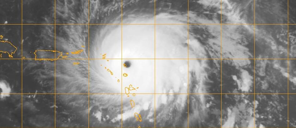 Image de l'ouragan IRMA (NRL)