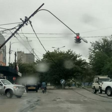 Beira avant le cyclone IDAI