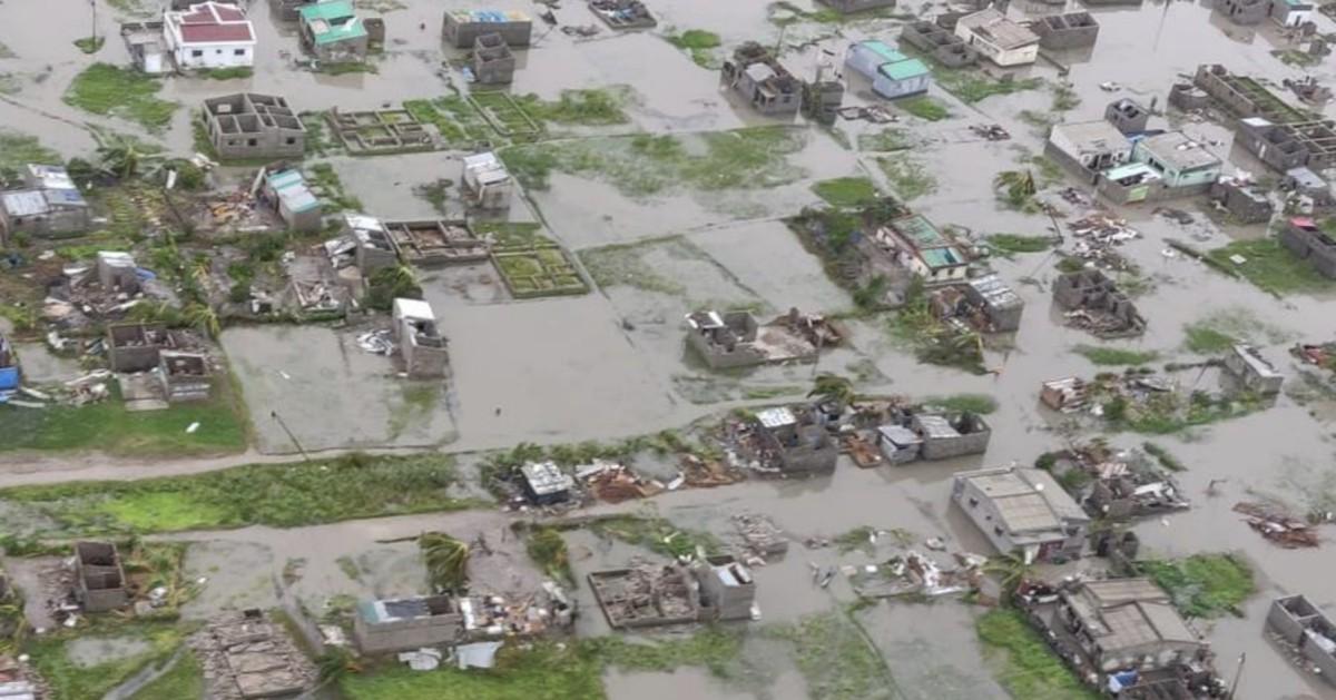Beira détruite à 90% par le cyclone idai