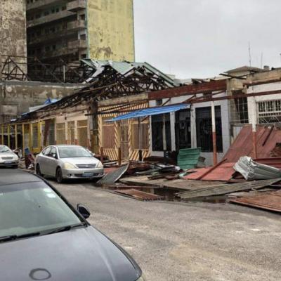 Beira après le cyclone IDAI ©croix rouge