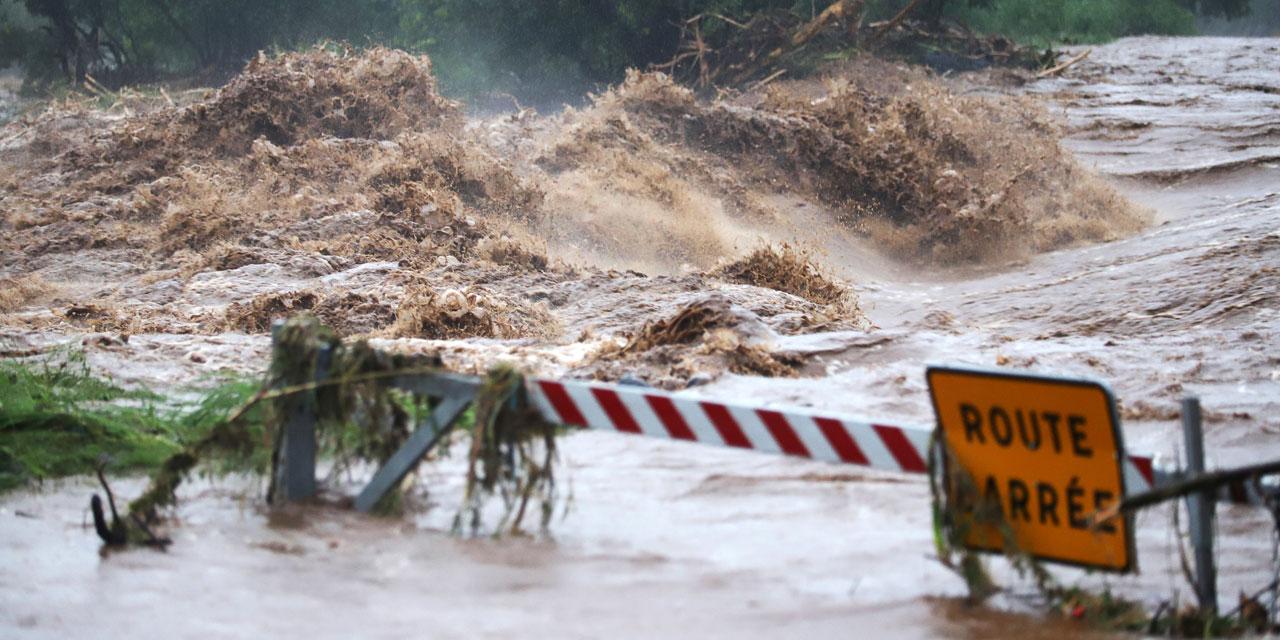Berguitta inondation