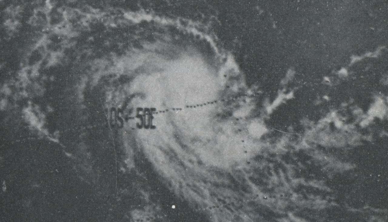 Bernadette 25 oct 1973 noaa