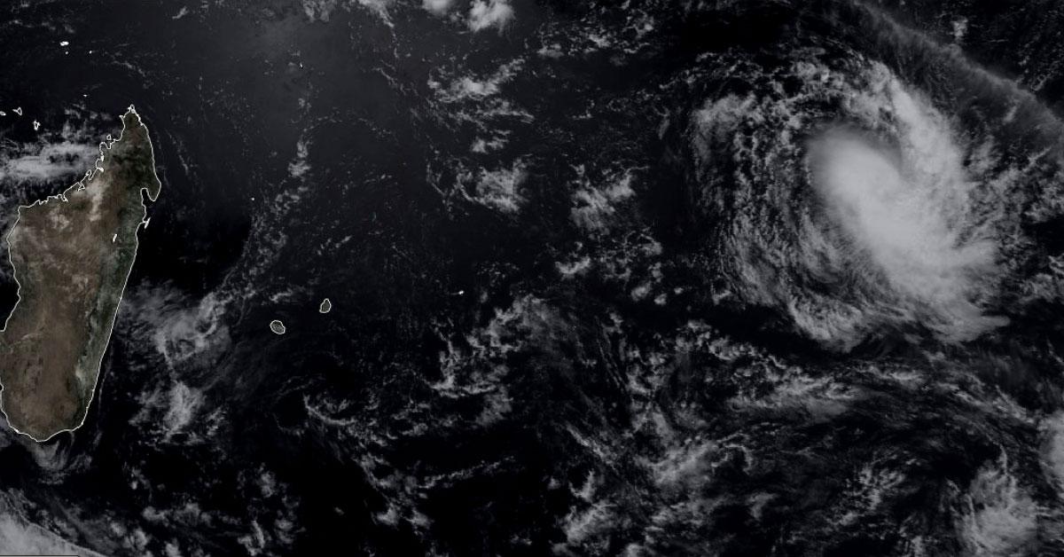 tempête tropicale Bouchra