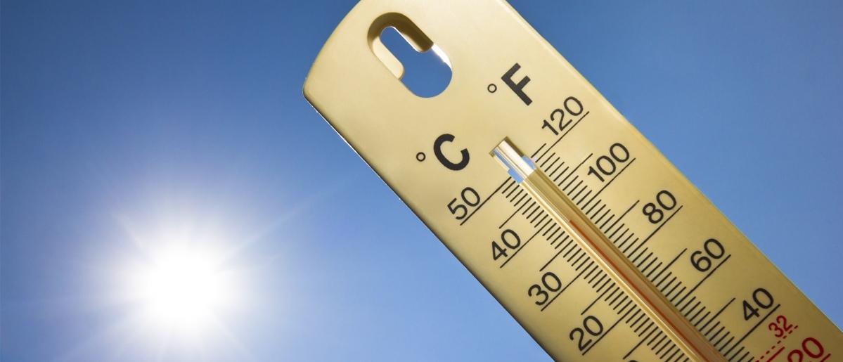 Fortes chaleurs pour le 1er trimestre 2016