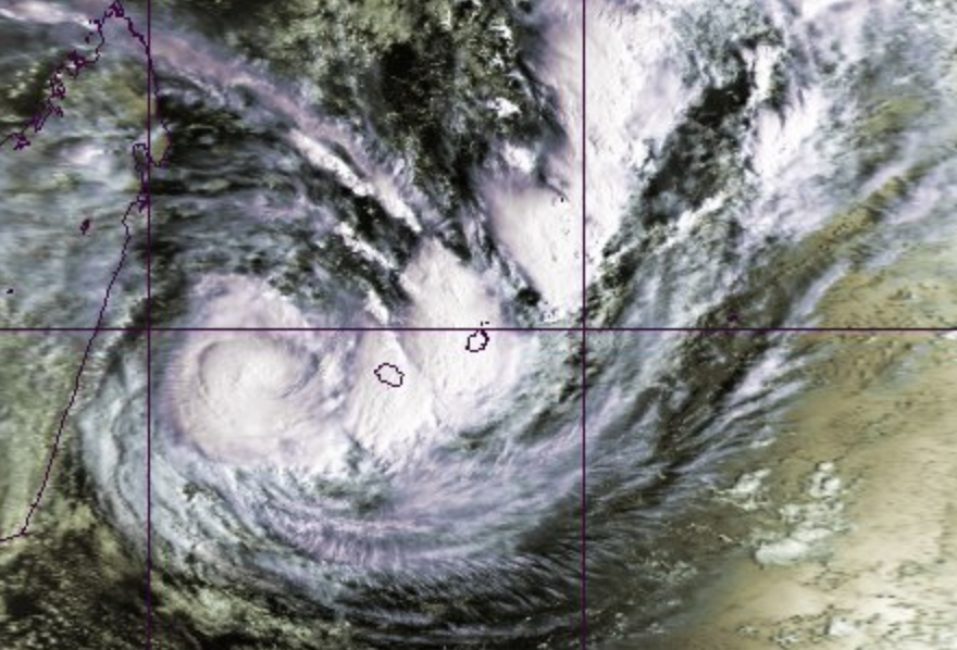 Hyacinthe le 25 Janvier 1980 à 0332 UTC