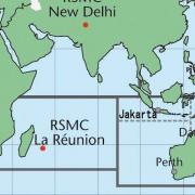 CMRS et TCWC dans l'océan indien