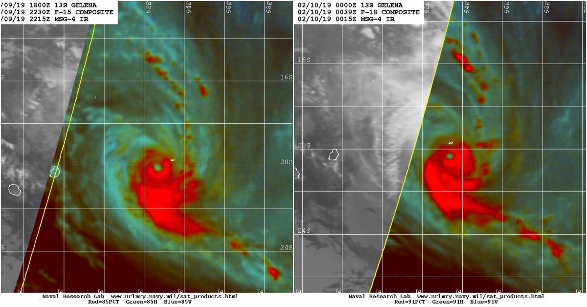 Micro-onde cyclone GELENA
