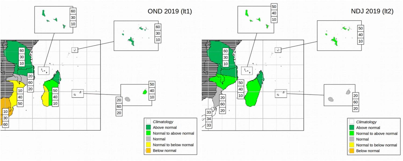 prevision pluie saison cyclonique 2019/2020