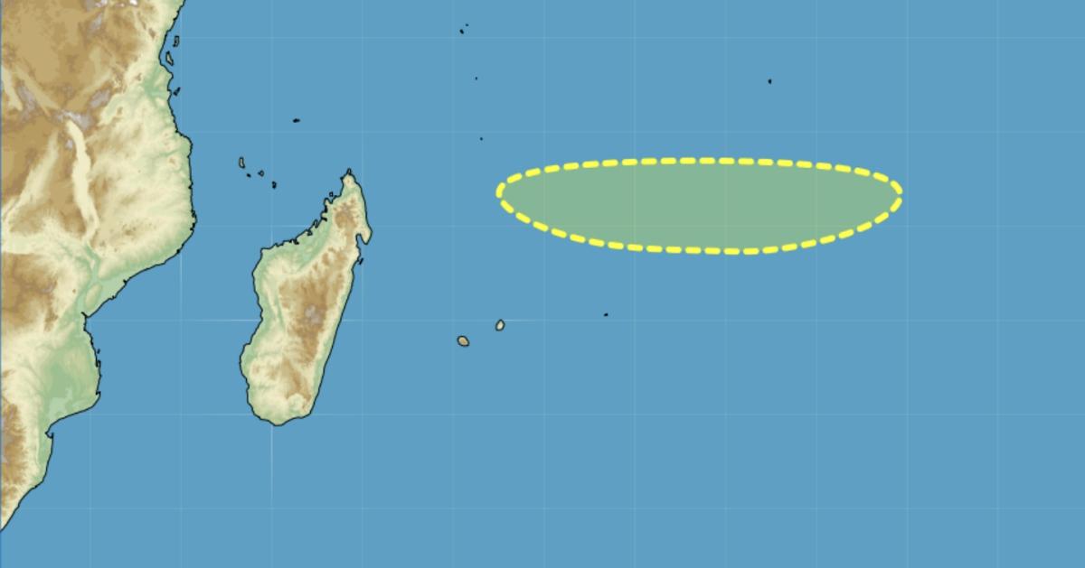 Cyclogenese océan indien