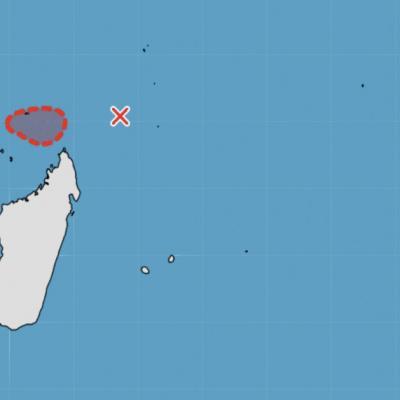 Cyclogenese ocean indien