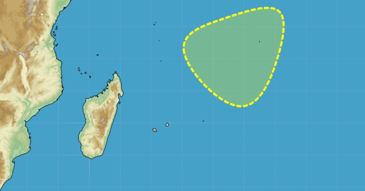 Cyclogenese ocean indien sud-ouest