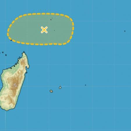 Cyclogenese au nord de madagascar